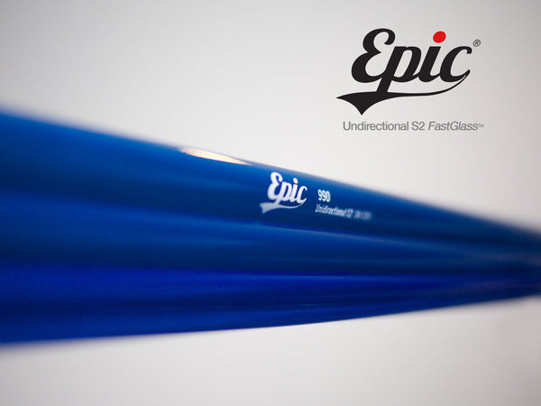 Epic 990 Fibreglass 9 weight Fly Rod