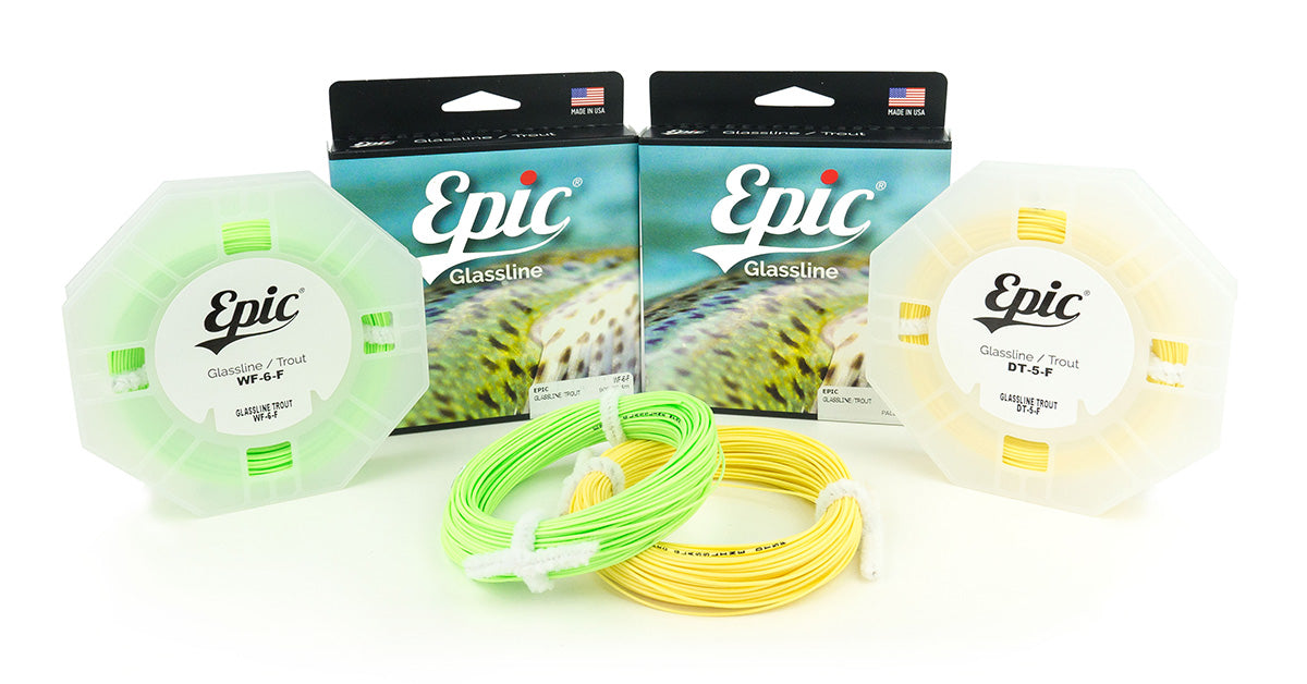 Epic true weight fly lines