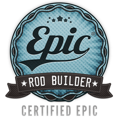 Epic Certified Fly Rod builders