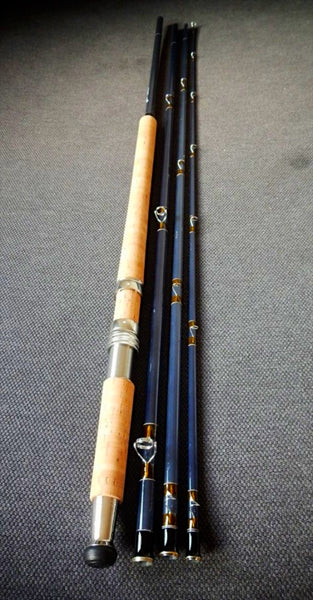 Double handed Two handed fibreglass spey rod Epic