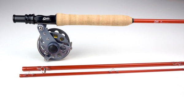Epic Fly Rods