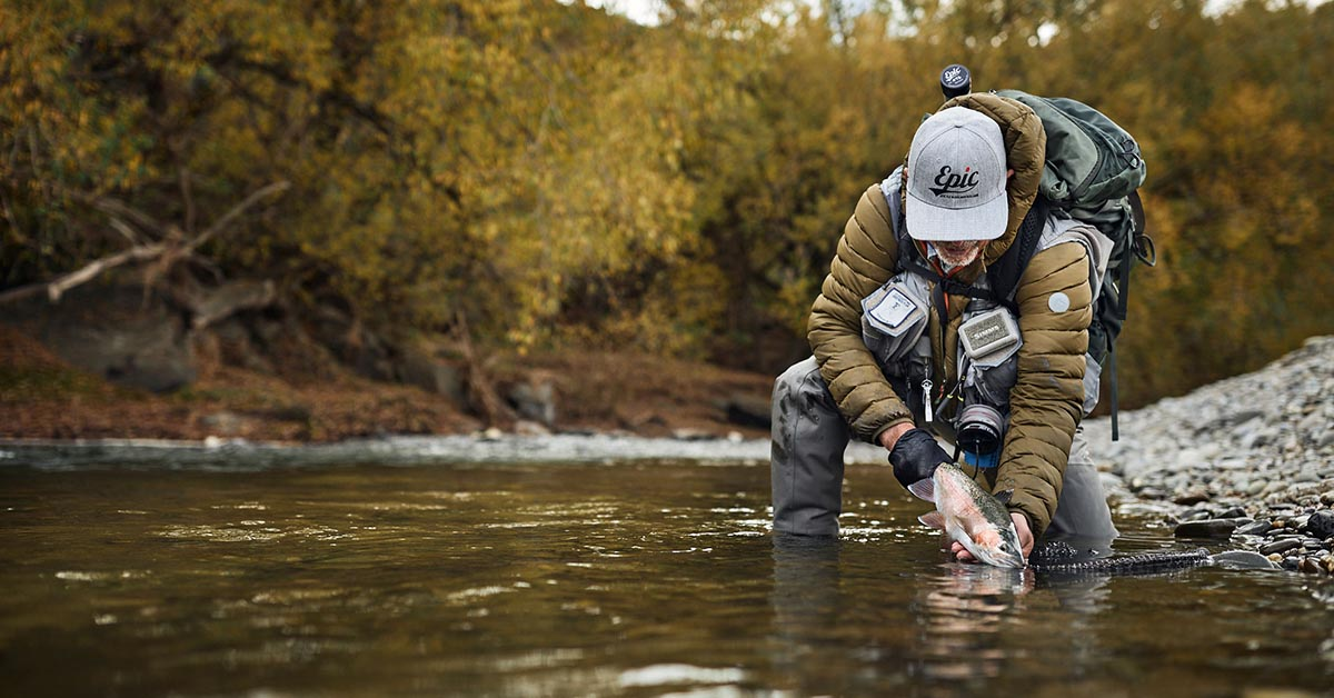 Epic Fly Rods Fly fishing newsletter tricks and tips