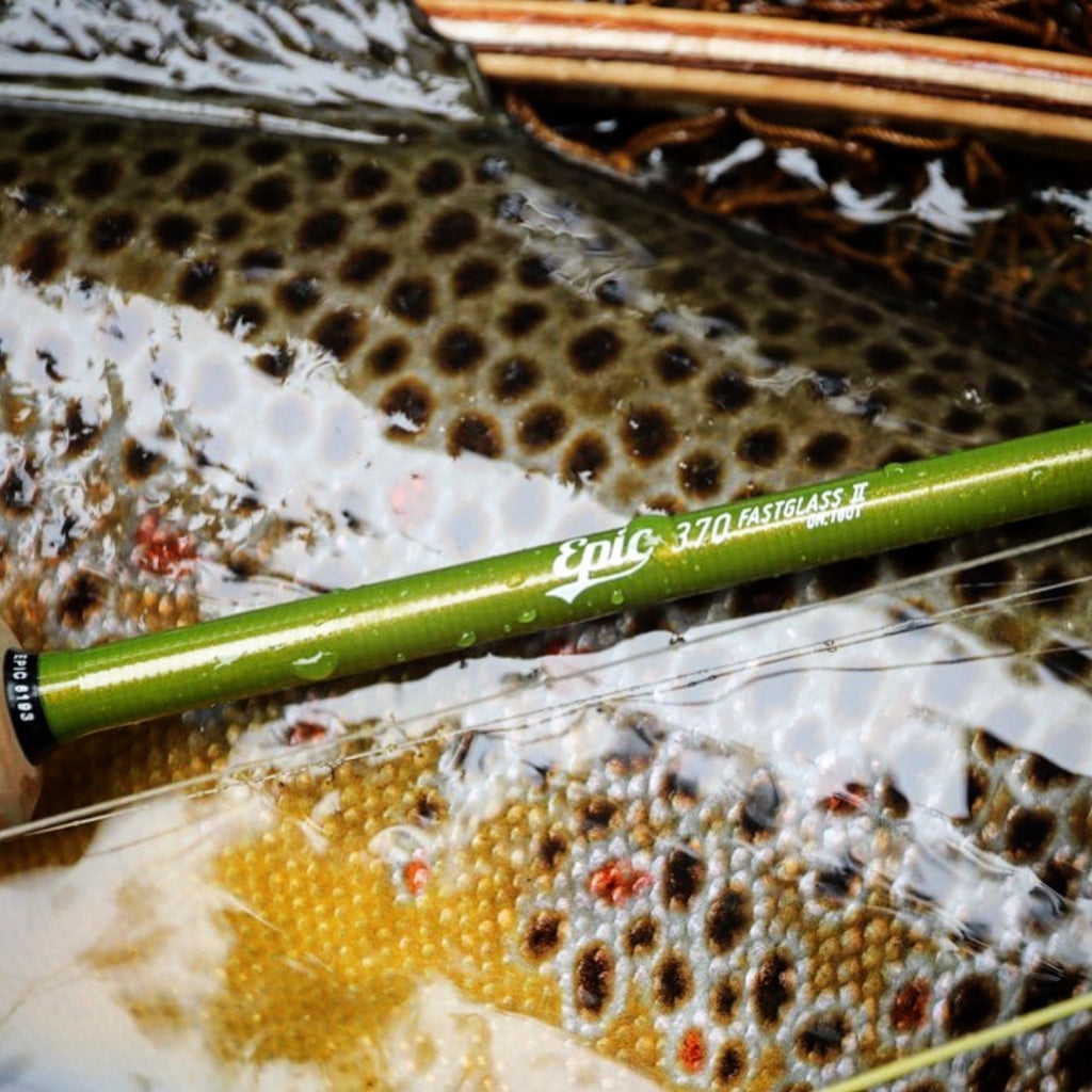 Epic Fly Rods Japan