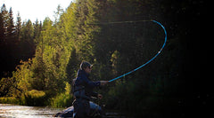 Epic glass Bend fly rod