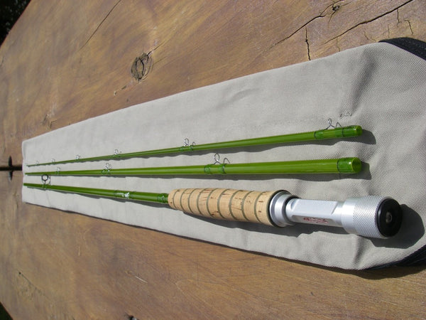 Epic Custom Fiberglass FlyRod with Ari T Hart