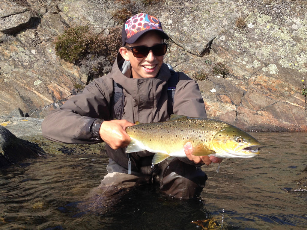 Scandi Fly Guides Sweden Fly Fishing