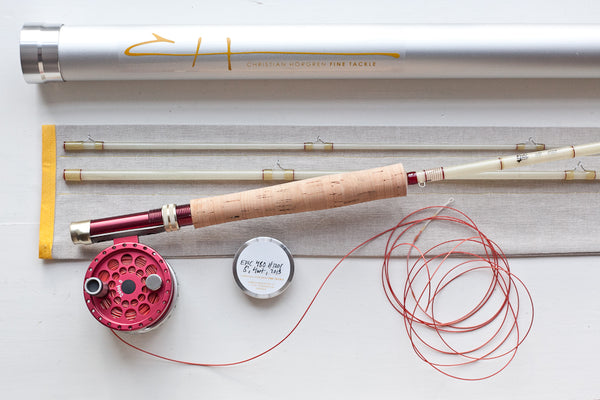Fiberglass Fly Rod Custom Built Epic