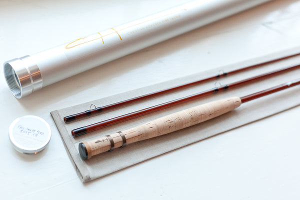 Custom Fly Rod building, Epic fly rod build