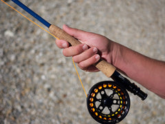 Get a grip - Fly casting grip styles