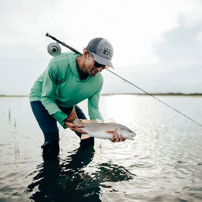 Fly Fishing Redfish Epic people