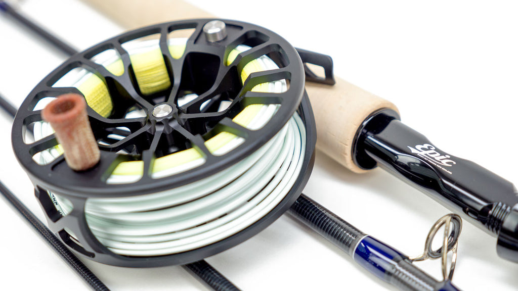 Fly rods and Ross fly Reel Combo Kit