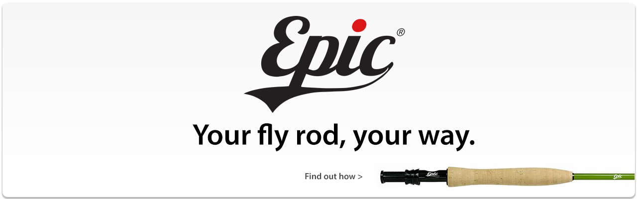Epic Ready to wrap fly rod kit custom fly rod kit fiberglass fly rod kit DVDs fly casting video