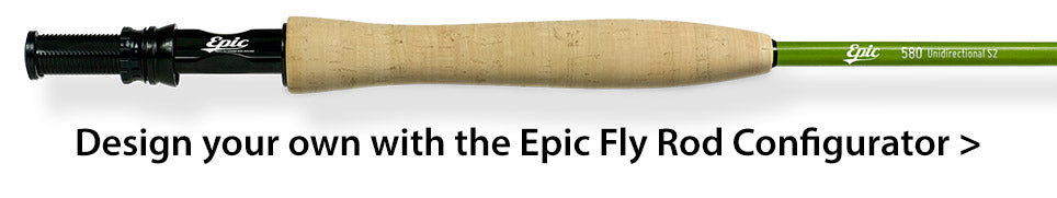 Configure your own fly rod, build your own custom fly rod