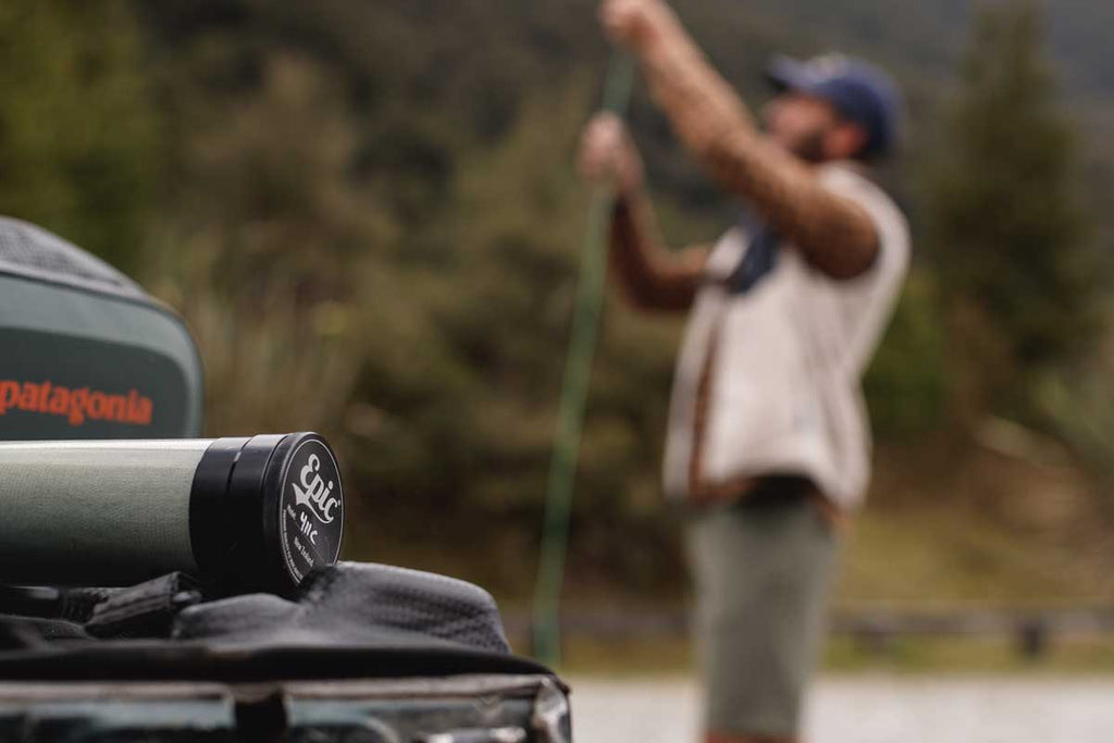 Overlining fly rods