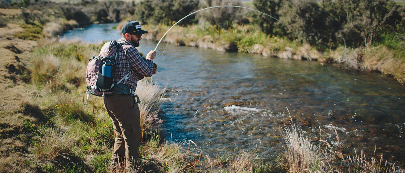 Epic fly rods premium fly rods and rod kits in glass and for Swift fly fishing