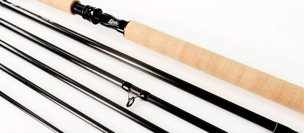 Two handed Spey Rod for fly fishing