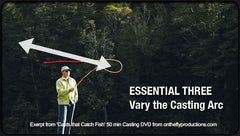 Like a Good Scotch, Be Smooth. 5 Tips to Improve Your Fly Casting.