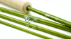 3wt fiberglass fly rod
