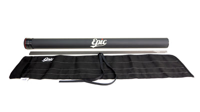 4 weight Graphene fly rod blank with rod tube