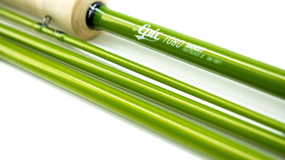10 weight fiberglass fly rod Epic Bandit