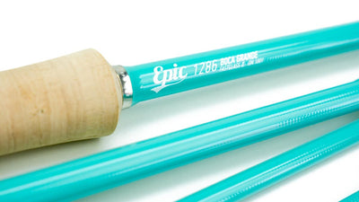 Epic Boca Grande 12 weight Fiberglass fly rod