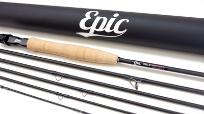 5 weight multi piece  backpacking fly rod