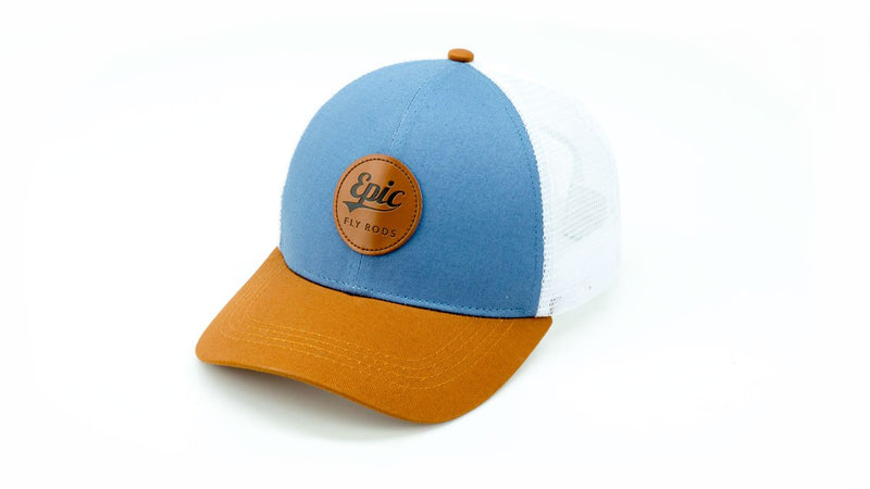 Epic Classic Snap Back Trucker Cap