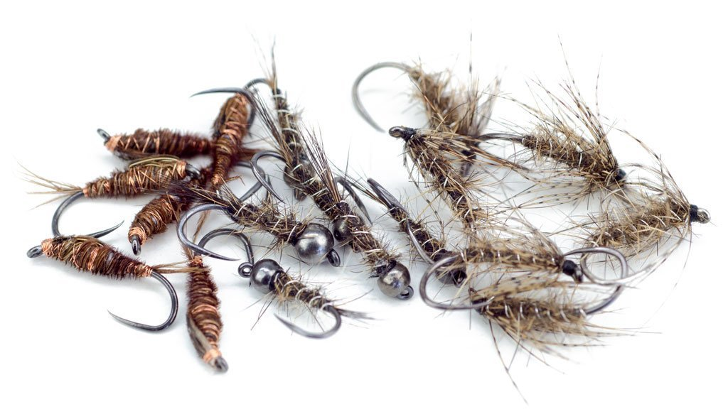 Classic Nymph Wet Fly Selection - Boxed Sets