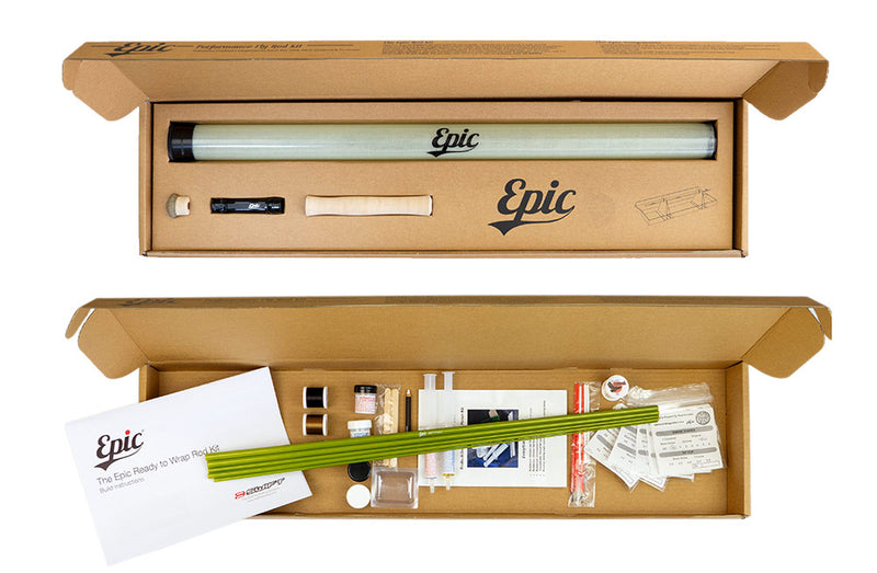 5 wt fly rod building kit rod building