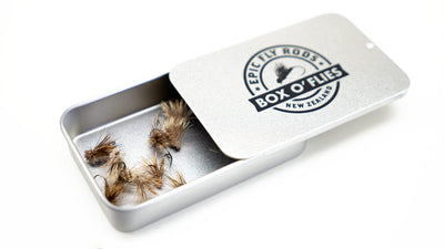 Bob Wyatt's Deer Hair Emerger