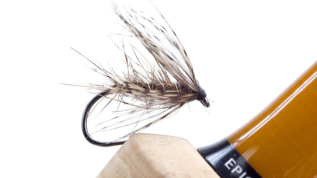 6 pieces of a size Invicta Wet Fly Gilchrist Fly