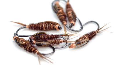 New Zealand Fly Fishing Flies Classic Sawyers Pheasant Tail Nymph