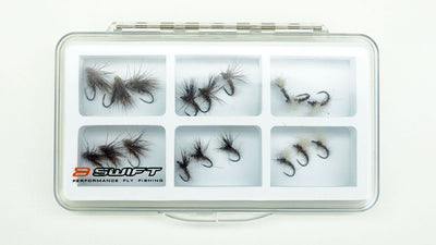 Bob Wyatt Trout Flies