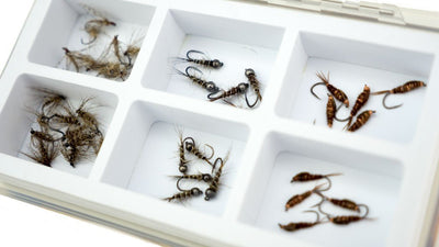 Fly box assortment