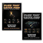DVD's Flies That Catch Fish Twin Set