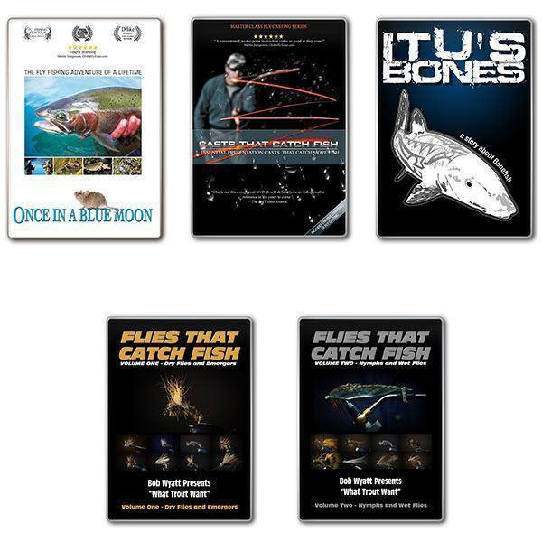 Fly Fishing DVD Collection