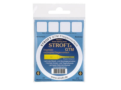 Tippet STROFT GTM tapered Leaders - 9ft