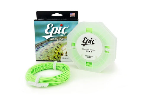 Fly Line Epic Glassline Weight Forward