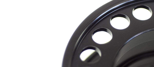 Fly Reel LUNAR AC2 Hubless Fly Reel