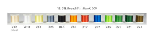 Rod Building Silk Wrapping Thread