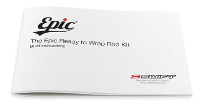 Rod Kit 476 Packlight Ready to Wrap Kit