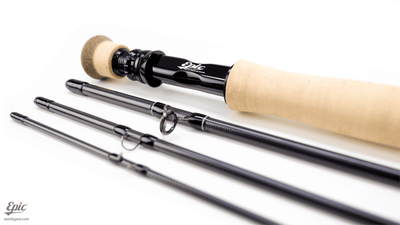 10 wt graphite fly rod