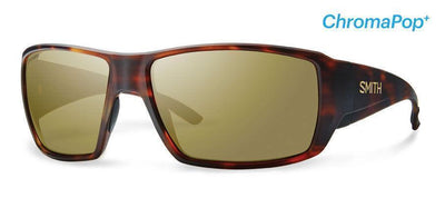 Sunglasses Frame: Matte Havana Lens: Chromapop+ Polarised Bronze Mirror Guides Choice