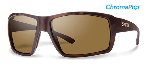 Sunglasses Frame: Matte Tortoise Lens: Chromapop+ Polarised Brown Colson