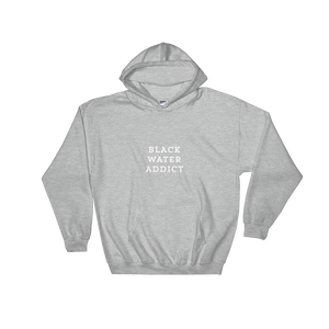 Black Water Addict Hooded Sweatshirt