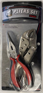 Performance Tool W1752 2-PC GRIPPING PLIERS SET