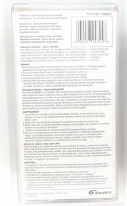 U.S. Safety 158T20DN5C Replacement Cartridges - Organic Vapor / N95 2 Pack
