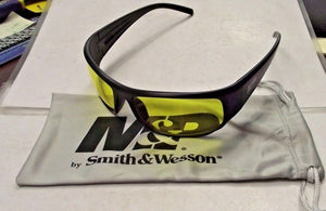 Smith & Wesson MP101-41-ID Performance Eyewear Shooting Glasses Amber Lens