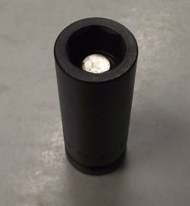 "Metra Tool 5347 by Bosch 3/8"" Drive 1/2"" Magnetic Socket 6pt. USA"