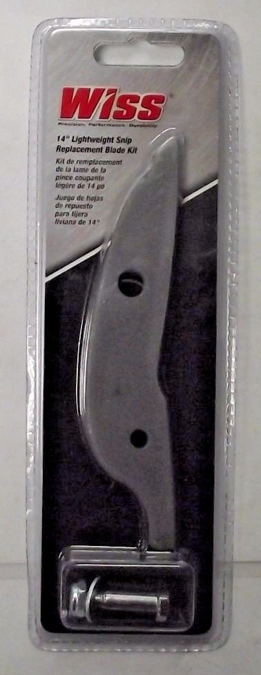 Wiss W14LRB Replacement Blade Kit for Wiss W14L Snips
